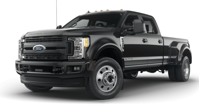 2019 Ford F-450SD King Ranch Truck